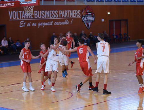 Matchs de championnat U18 et U15