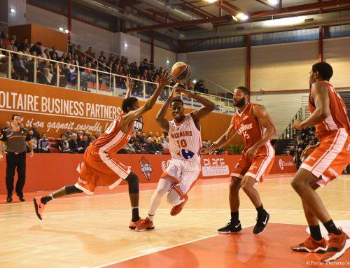 Retour en images sur le match Denain – Le Havre