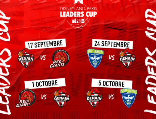 Calendrier Leaders Cup