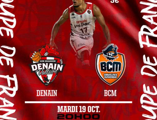 MATCH PREVIEW : DENAIN / BCM