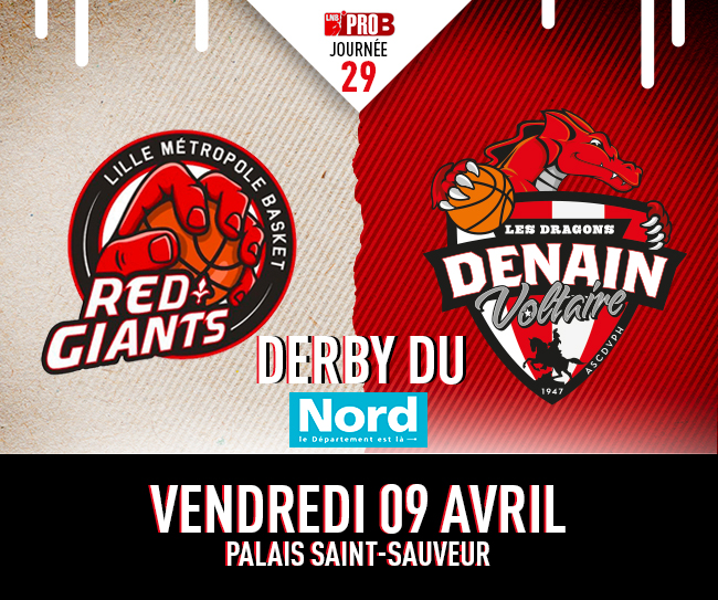 MATCH PREVIEW : LILLE / DENAIN VOLTAIRE