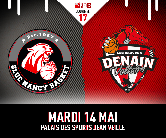 MATCH PREVIEW : NANCY / DENAIN VOLTAIRE